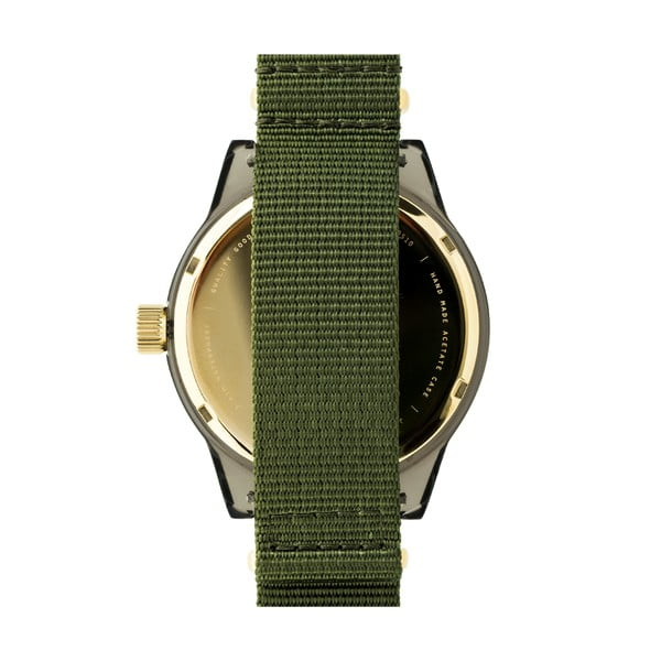 Hodinky One Hand Army Green