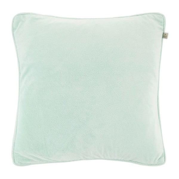 Polštář Velvet Mint, 45x45 cm
