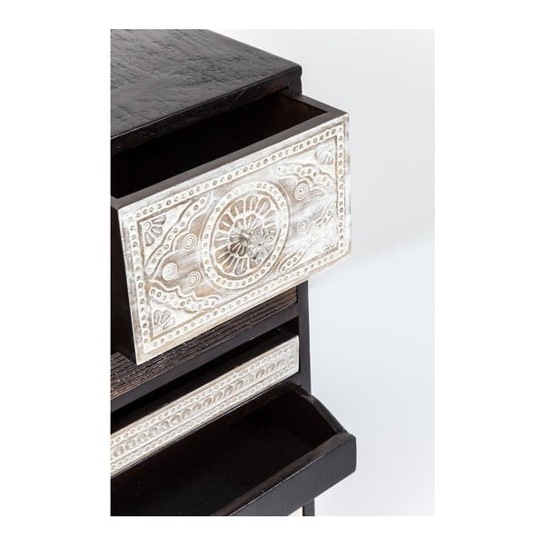 Komoda s 10 zásuvkami Kare Design Finca