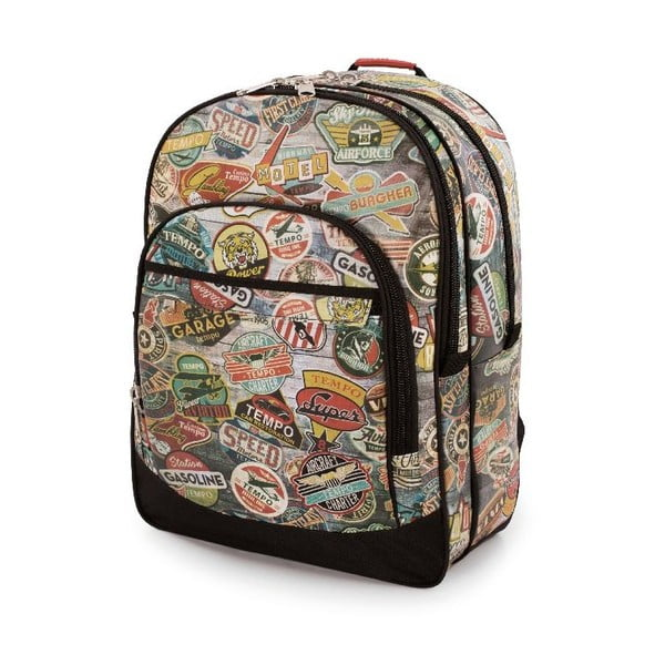 Batoh Tempo Stamps Backpack