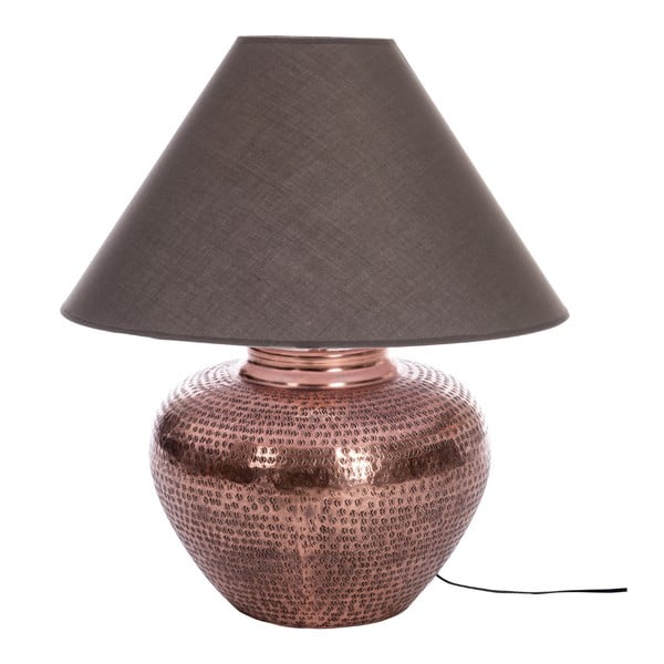Stolní lampa Glamour Brass