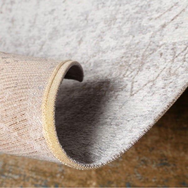 Koberec Webtappeti Modern Kilim Cement, 75x170cm