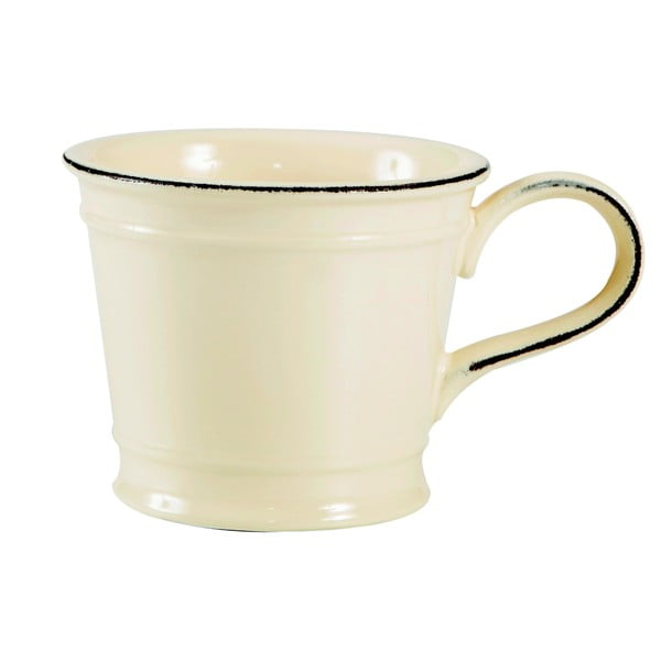 Cană ceramică T&G Woodware Pride of Place, 300 ml, crem