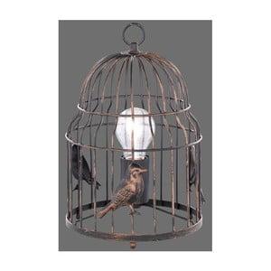 Stojací lampa Serie 3076, šedá