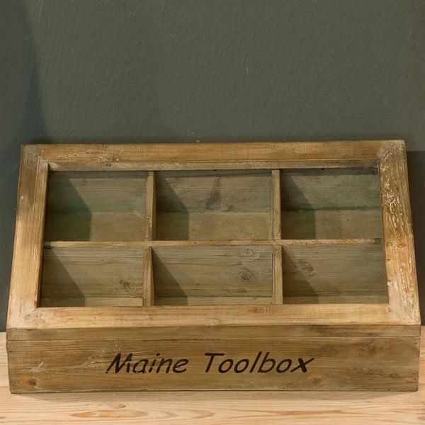 Dřevěná krabice Scatola