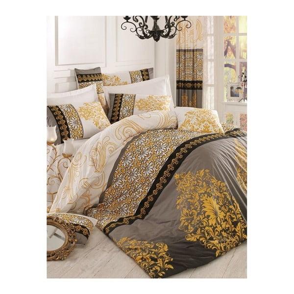 Lenjerie de pat cu cearșaf Alice, 200 x 220 cm