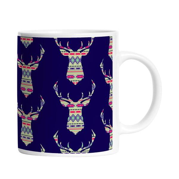 Hrnek Aztec Deers, 330 ml