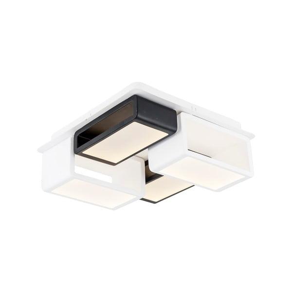 Černo-bílé stropní svítidlo Ahen