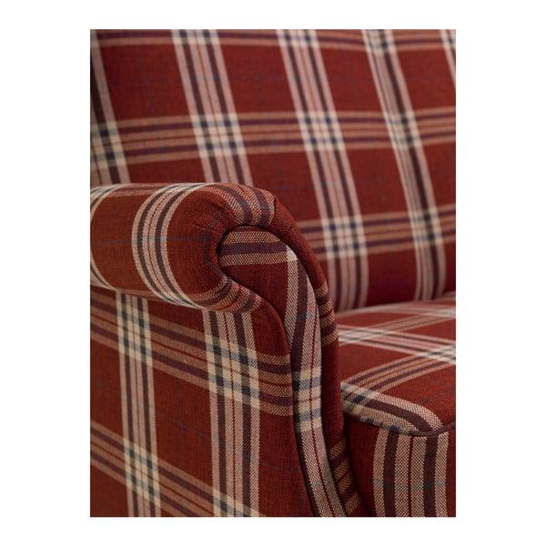 Canapea cu 2 locuri Max Winzer Verita, roșu