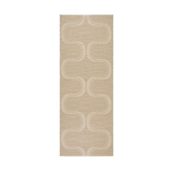Vysoce odolný koberec Waves V0, 60x110 cm