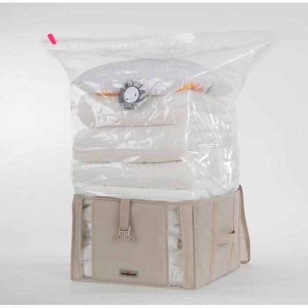 Cutie depozitare cu sac vacuum Compactor Life M