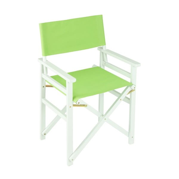 Křeslo Director Green, 69x50x46 cm