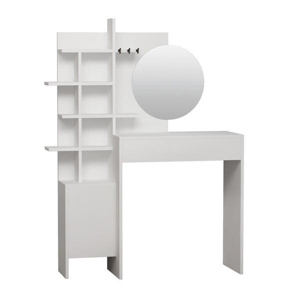 Mup White fehér fésülködőasztal