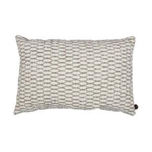 Oboustranný polštář BePureHome Ivory Clay, 40x60cm
