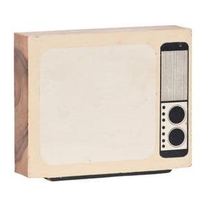 Dřevěná televize pro děti Vox Kids
