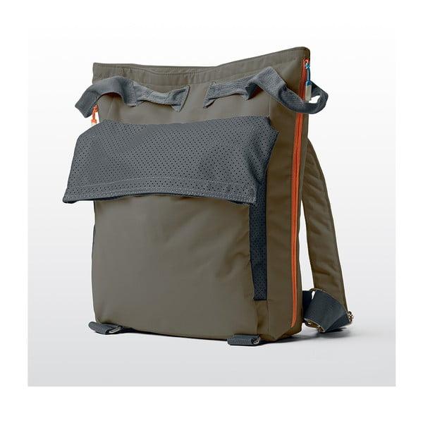 Plážová taška/batoh Tane Kopu 28 l, hnědá