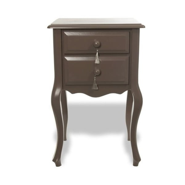 Odkládací stolek Veronica Granit, 45x40x72 cm