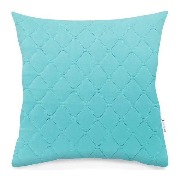 Turkusowa poszewka na poduszkę z mikrowłókna DecoKing Axel, 40x40 cm