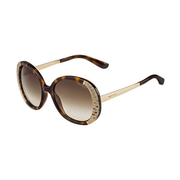 Sluneční brýle Jimmy Choo Millie Havana/Brown
