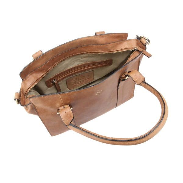 Dámská kožená kabelka Amelia Vintage Butterscotch
