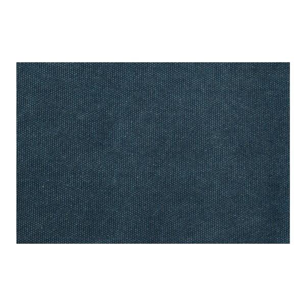 Sada 2 tmavě modrých židlí Zuiver Ridge Rib