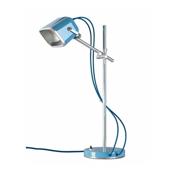 Stolní lampa Swab Mob, modrá