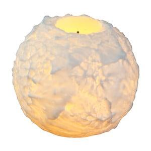 Decorațiune luminoasă cu LED Best Season Snowta, 7,5 x 6,5 cm