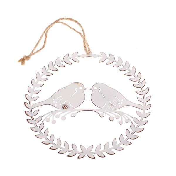 Kovová závěsná dekorace Dakls Birds