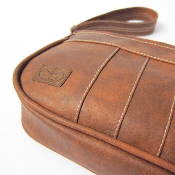 Mini kabelka Bag in Bag Dark