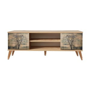 TV stolek s digitálním potiskem Homemania Tree