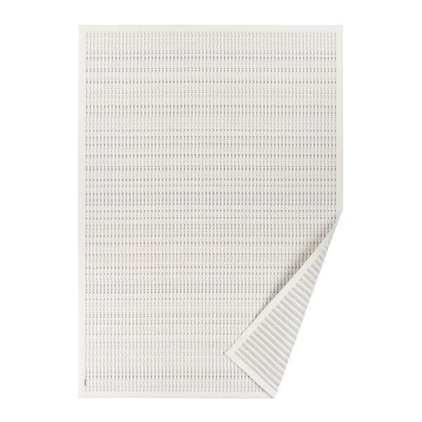 Esna White fehér kétoldalas szőnyeg, 80 x 250 cm - Narma