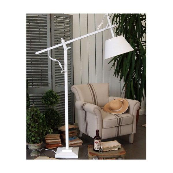 Stojací lampa White Antique, 180 cm