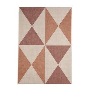 Vysoce odolný koberec Webtappeti Geo,135x190cm