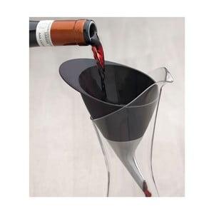 Trychtýř na víno Steel Function Wine Funnel