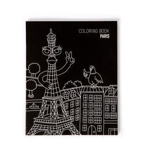 Notes s omalovánkami Paris
