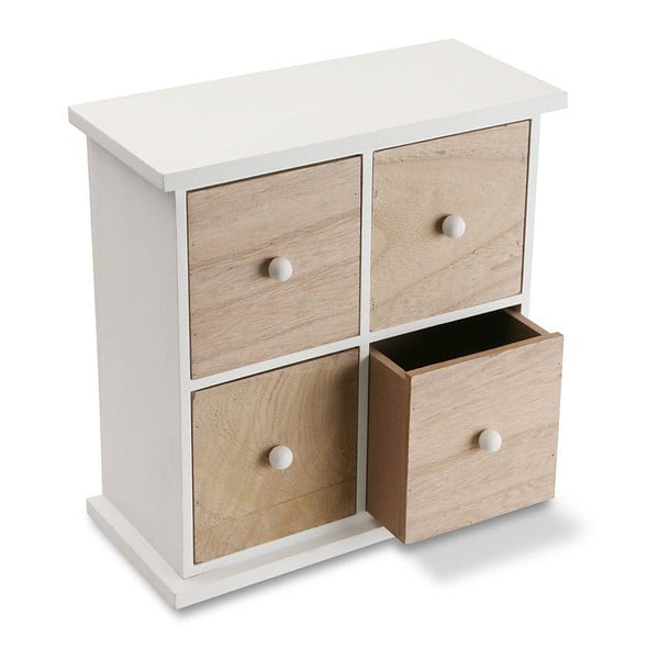 Šuplíčky Four Drawers Versa