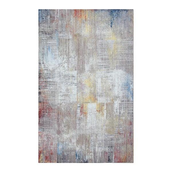 Modrošedý koberec Chantay, 160 x 230 cm