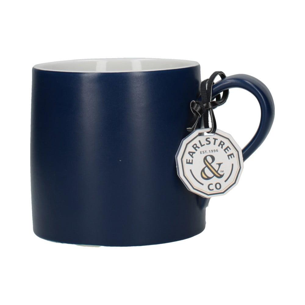 Modrý keramický hrnek Creative Tops Men's Earlstree, 350 ml
