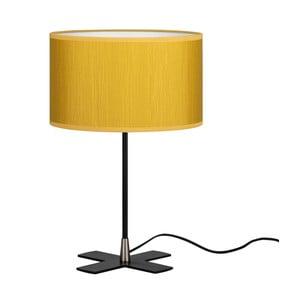 Žlutá stolní lampa Bulb Attack Doce