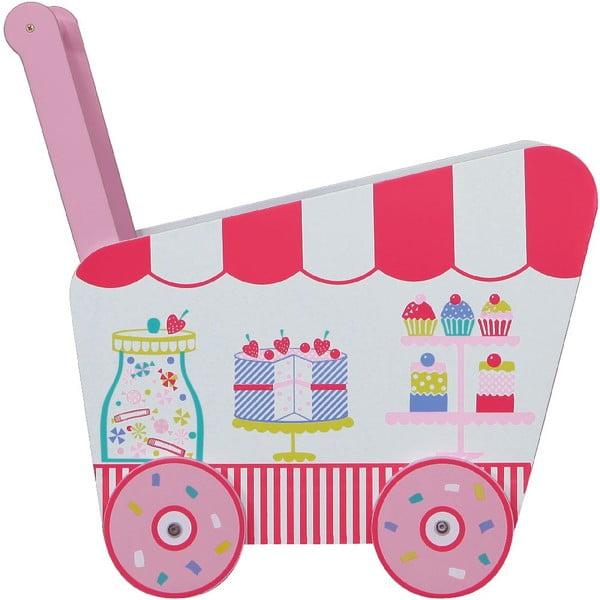 Dětský vozík Patisserie