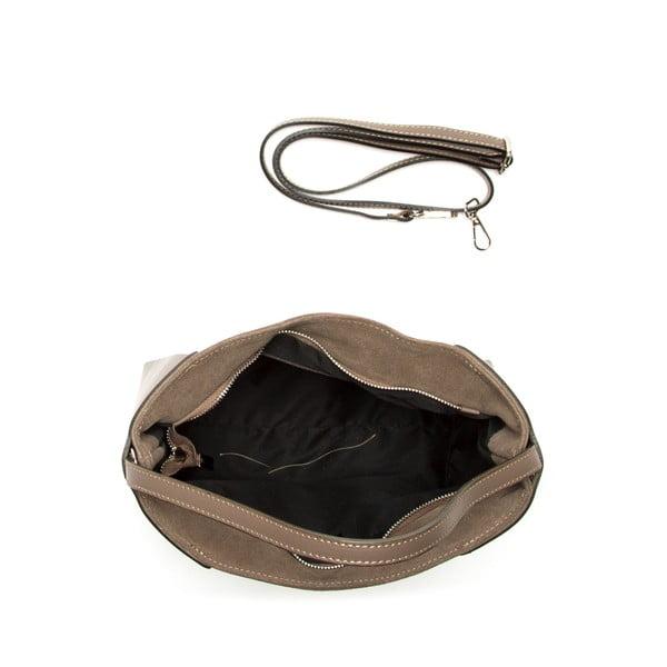 Kožená kabelka Isabella Rhea, fango