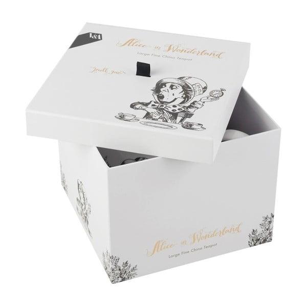 Porcelánová konvice Creative Tops Alice in Wonderland, 1,1l
