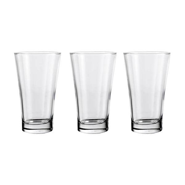 Sada 3 sklenic Iceland, 350 ml