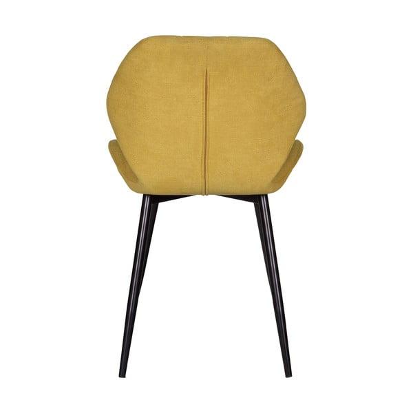 Sada 2 jídelních židlí Fedde Mosterd