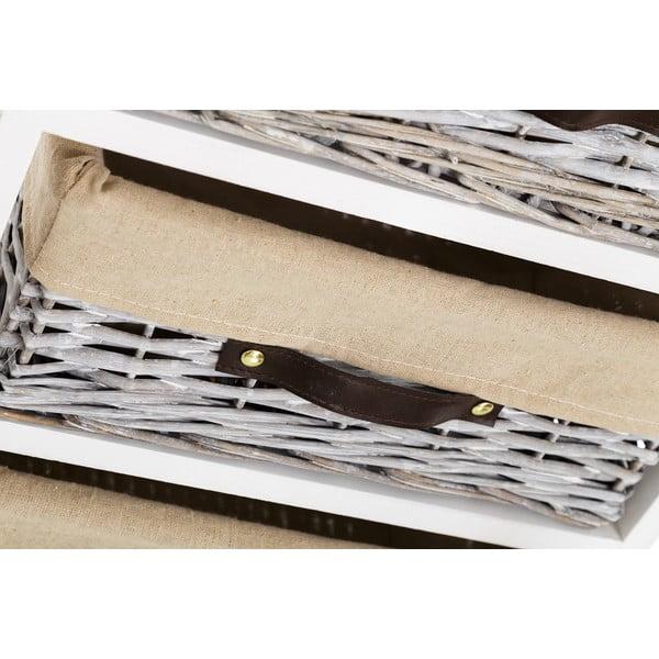 Coșuri de depunere Nimbre, înălțime 73 cm