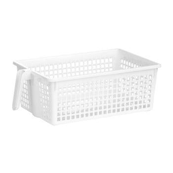 Coș depozitare Premier Housewares Storage Basket White imagine