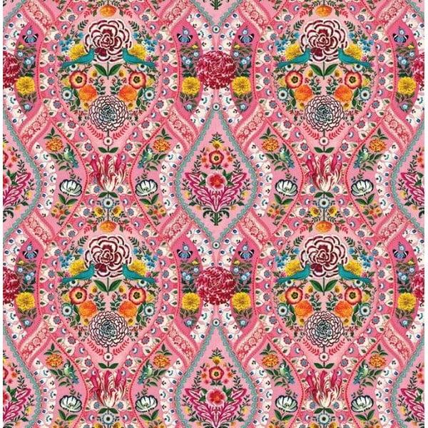 Tapeta Pip Studio Melody, 93x280 cm, růžová