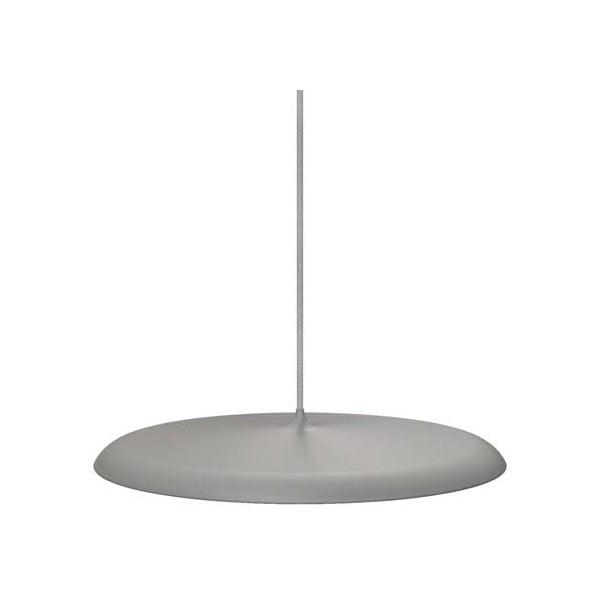 Závěsné světlo Nordlux Artist 40 cm, šedé