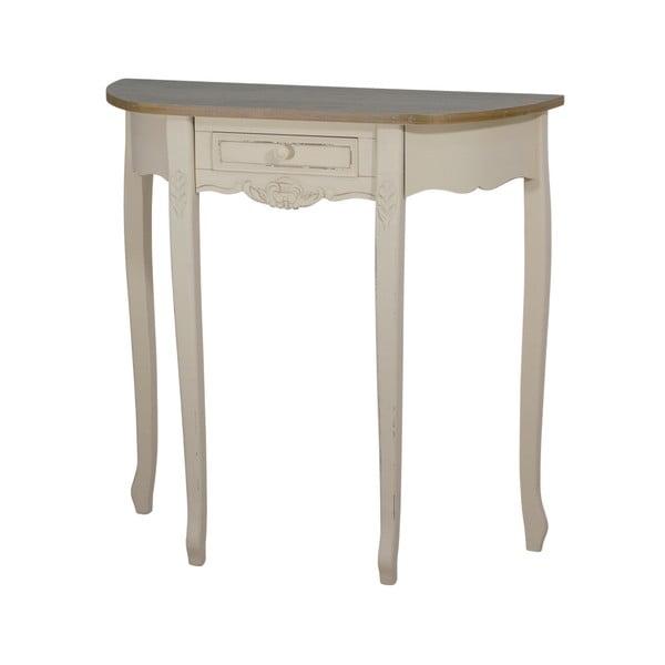 Konzolový stolek z topolového dřeva Livin Hill Savona