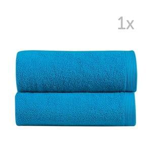 Modrý ručník Sorema Luva, 16x21cm